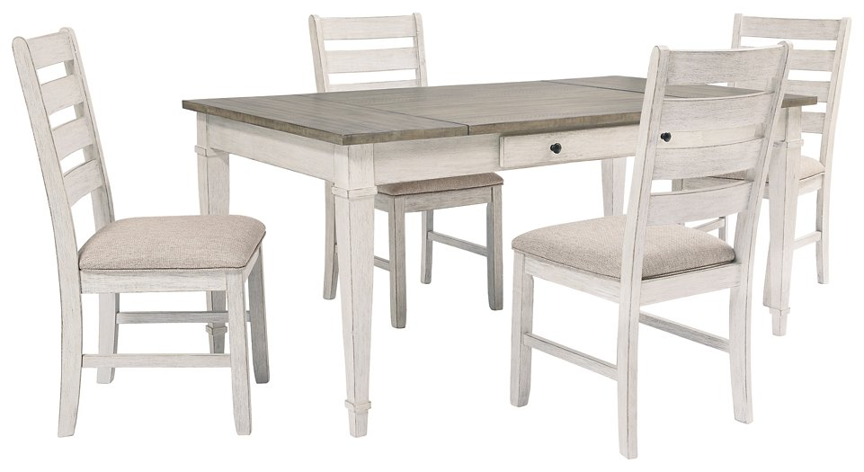 Skempton Signature Design 5-Piece Dining Room Package