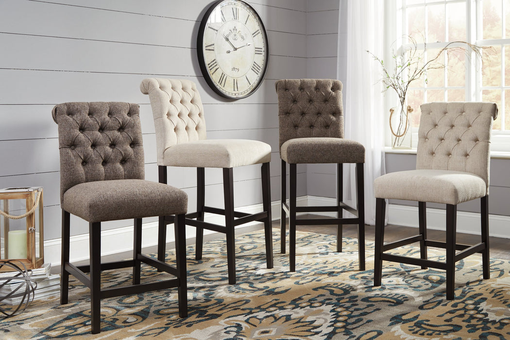 Tripton Signature Design by Ashley Counter Height Bar Stool