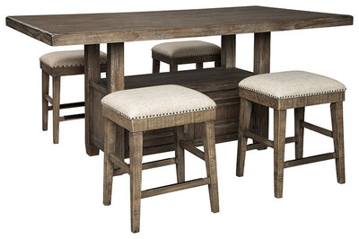 Wyndahl 5-Piece Dining Room Set