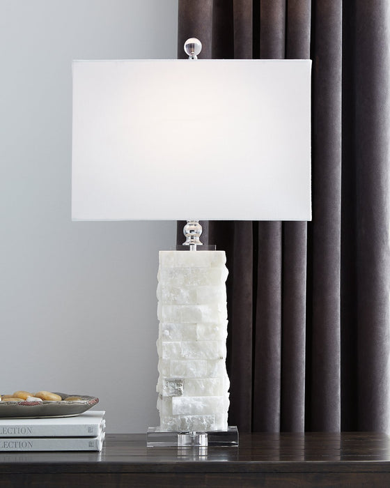Malise Signature Design by Ashley Table Lamp