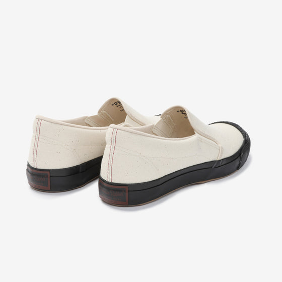 PRAS-02-SLIPON / KINARI×BLACK