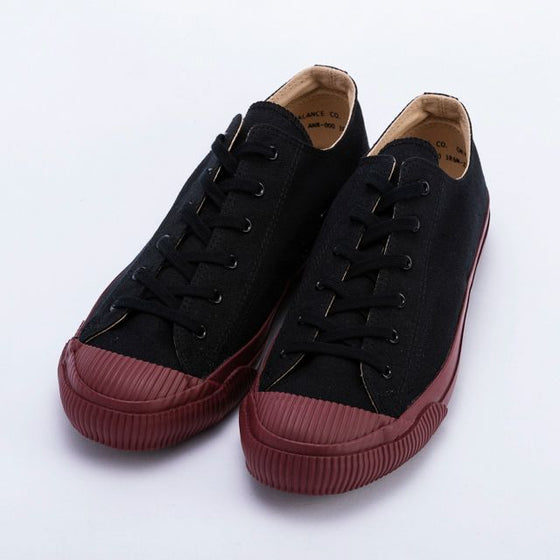 ANPRAS 005 / SHELLCAP LOW-KURO×BURGUNDY