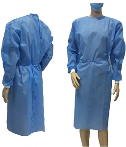 Level 2 Isolation Gown- 50 GSM ($3.90 each)