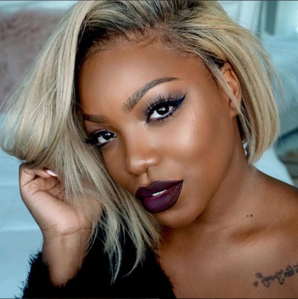Lace BLONDE HAIR FOR BROWN GIRLS | Human Hair