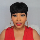 JUSTWIG® | New Fashion Summer Natural Pixie Cut Wig