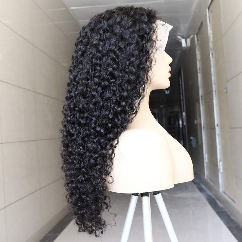 JUSTWIG®| 100% Unprocessed Brazilian Virgin High Density