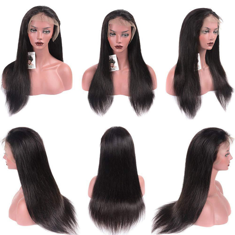 JUSTWIG®| Human Hair Pre Plucked Natural Wig For Black Women