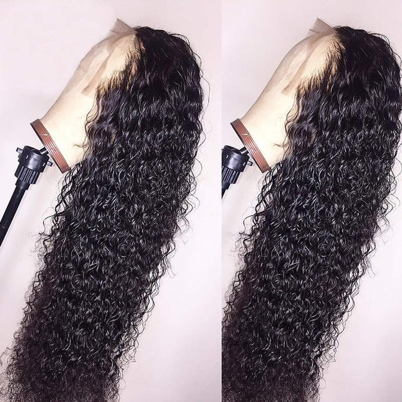 JUSTWIG® | Pre Plucked Human Hair Wigs with Baby Hair Bleached Knots