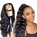 JUSTWIG® | Human Hair Wigs Pre Plucked With Baby Hair Brazilian Remy