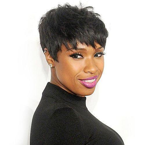 Best Design Classic Short Fluffy Hair Wig | Human Hair