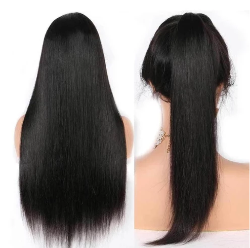 JUSTWIG® |Beauty Straight Wig  |  Natural Lace Wig  |  360 Human Wig  |  Black/ Brown Wig