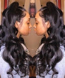 JUSTWIG®| 360 Lace Frontal Wigs Pre Plucked Baby Hair