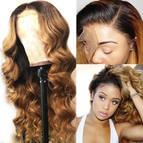 Brazilian Water Wave 360 Lace Frontal Wigs | 100% Human Hair | BEST SELLING