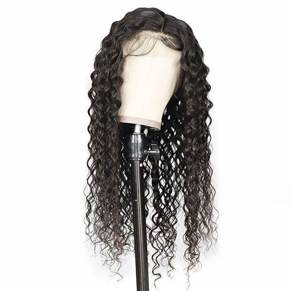JUSTWIG®| Human Hair Lace Front Wigs 200% Density Human Hair Wig