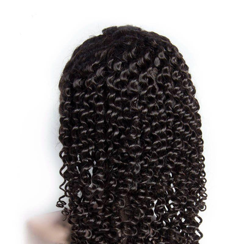 JUSTWIG®| Deep Wave Virgin Brazilian Hair Glueless Lace Front Wigs