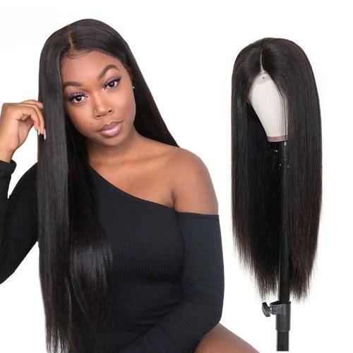 JUSTWIG®|  Fav Hairstyle Natural StraightWig| 360 Lace