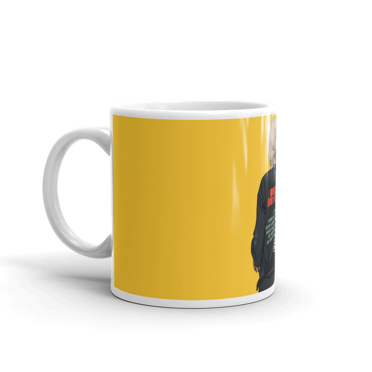 Women Do Not Have To - Mug