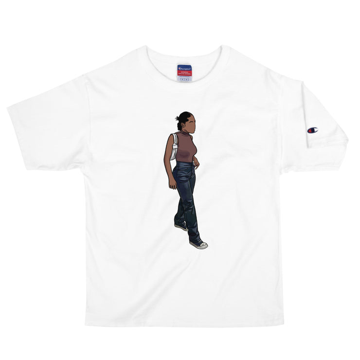 On The Go - Champion Tee