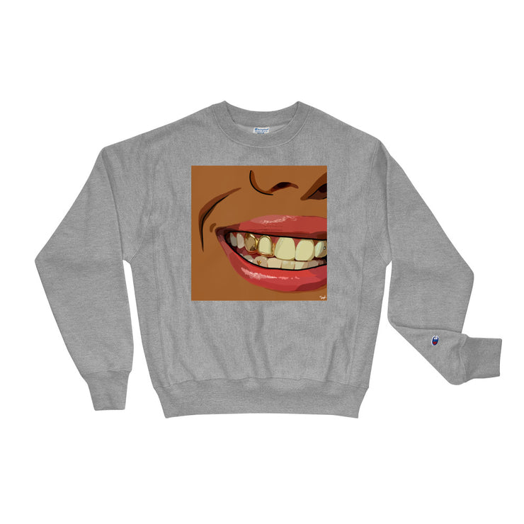 Grillz - Unisex Champion Sweatshirt