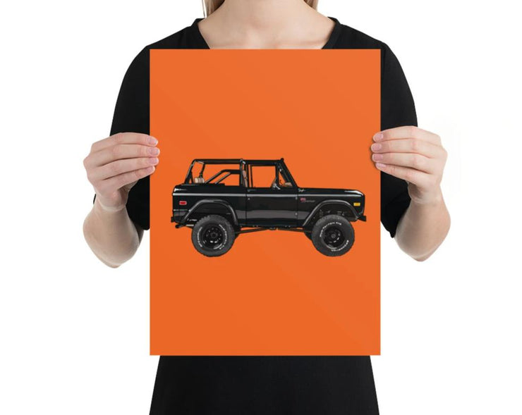 Bronco - Poster