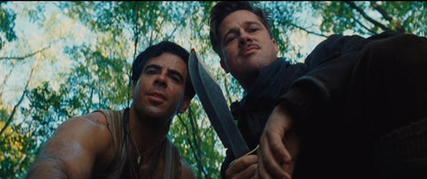 Inglourious Basterds - The Lut Hut
