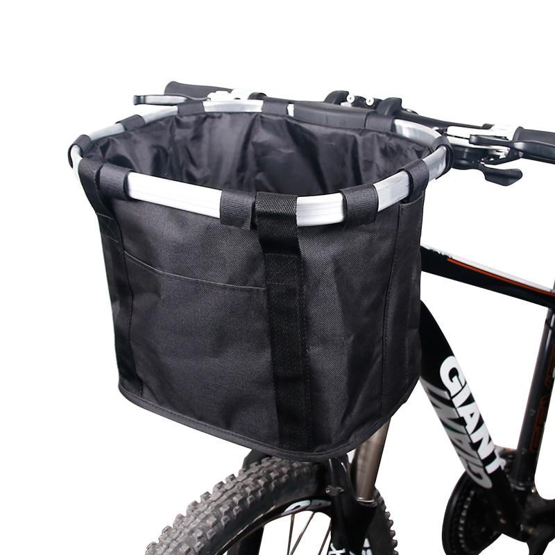 Premium Bicycle Storage Front Basket - Shopptique