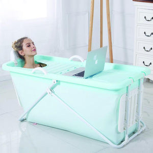 Portable Stand Alone Foldable Bathtub Spa - Shopptique