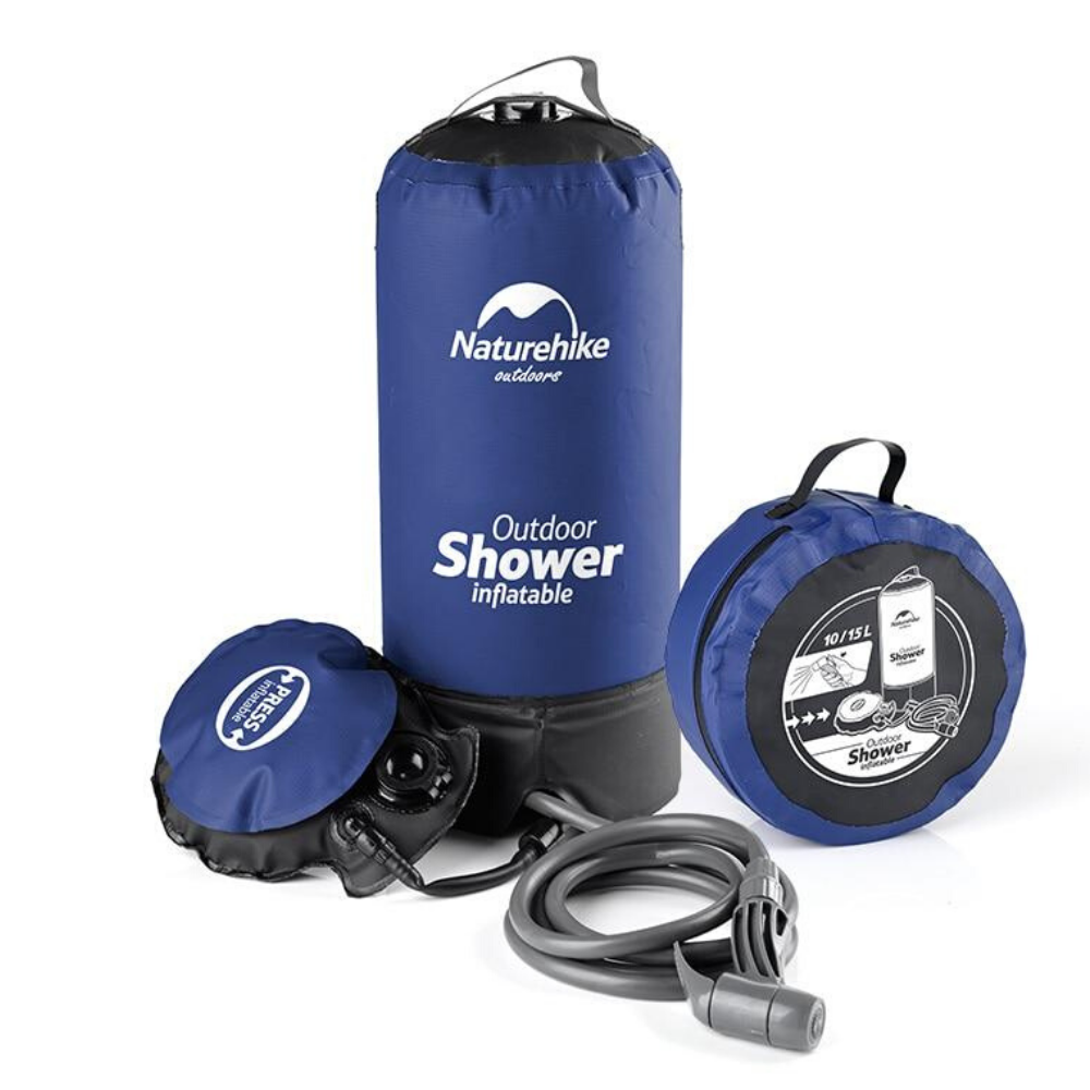 Portable 11L Outdoor Camping Shower Bag - Shopptique