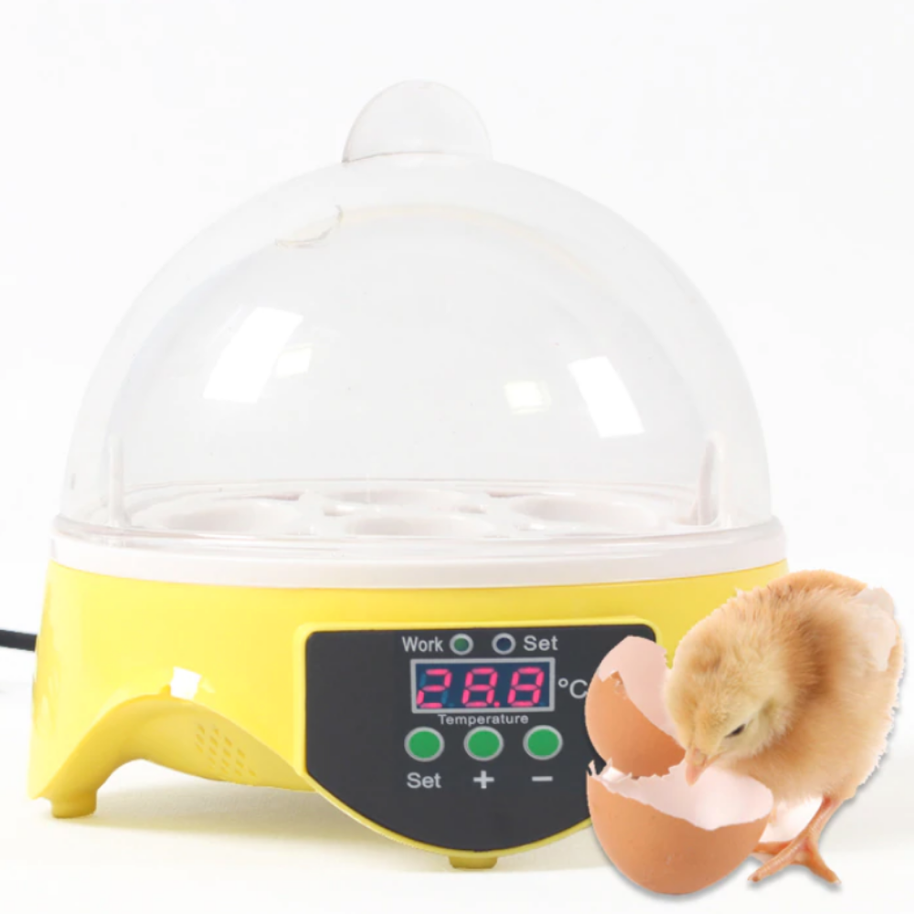 7 Automatic Chicken Egg Incubator And Hatcher Egg Incubator - Shopptique