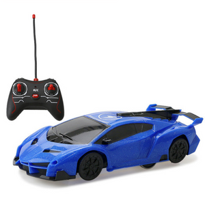 Wall Climbing Anti Gravity RC Car Blue - Shopptique