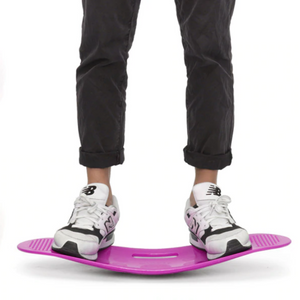 Balance Rocker Wobble Board Purple - Shopptique