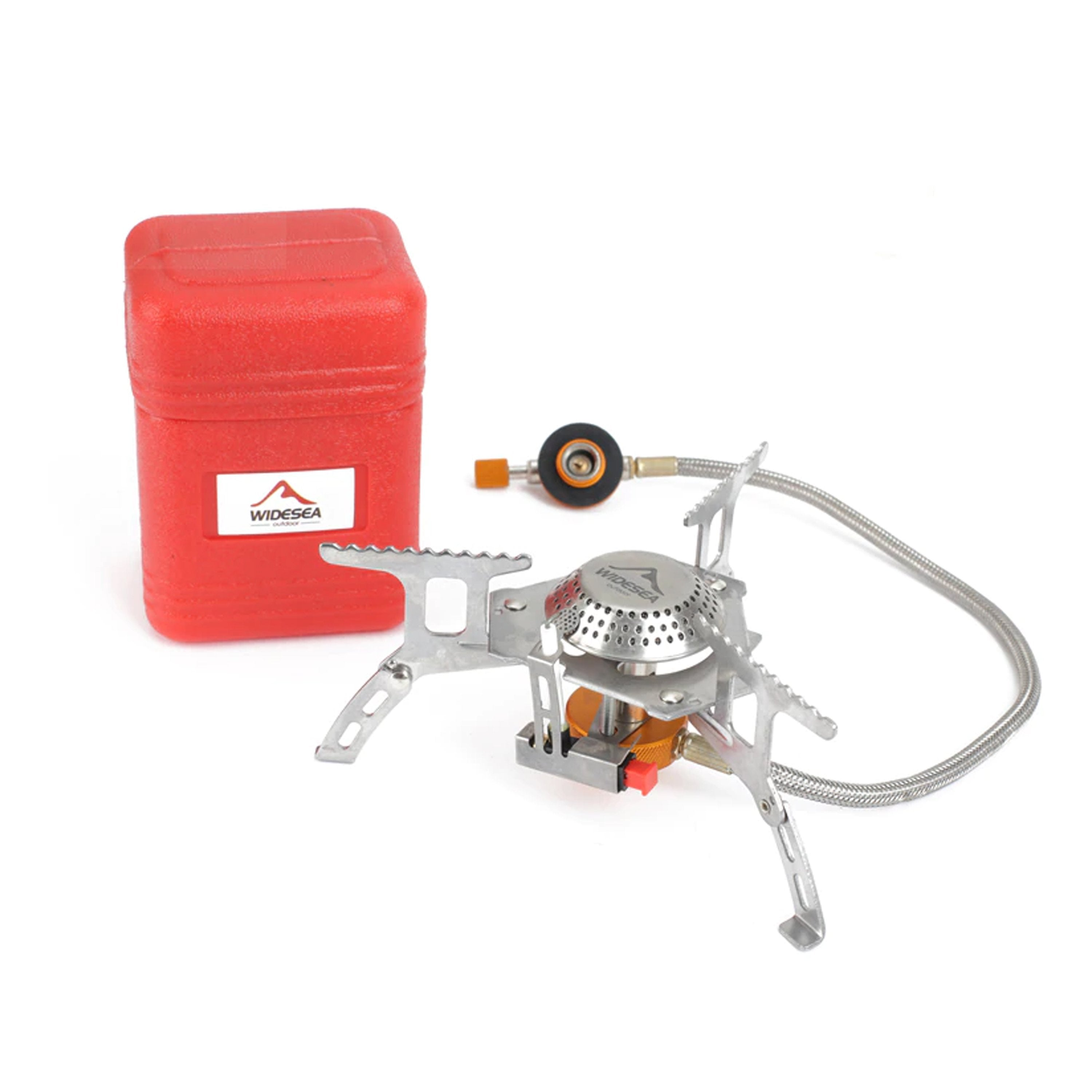 Small Portable Backpacking Camping Stove - Shopptique