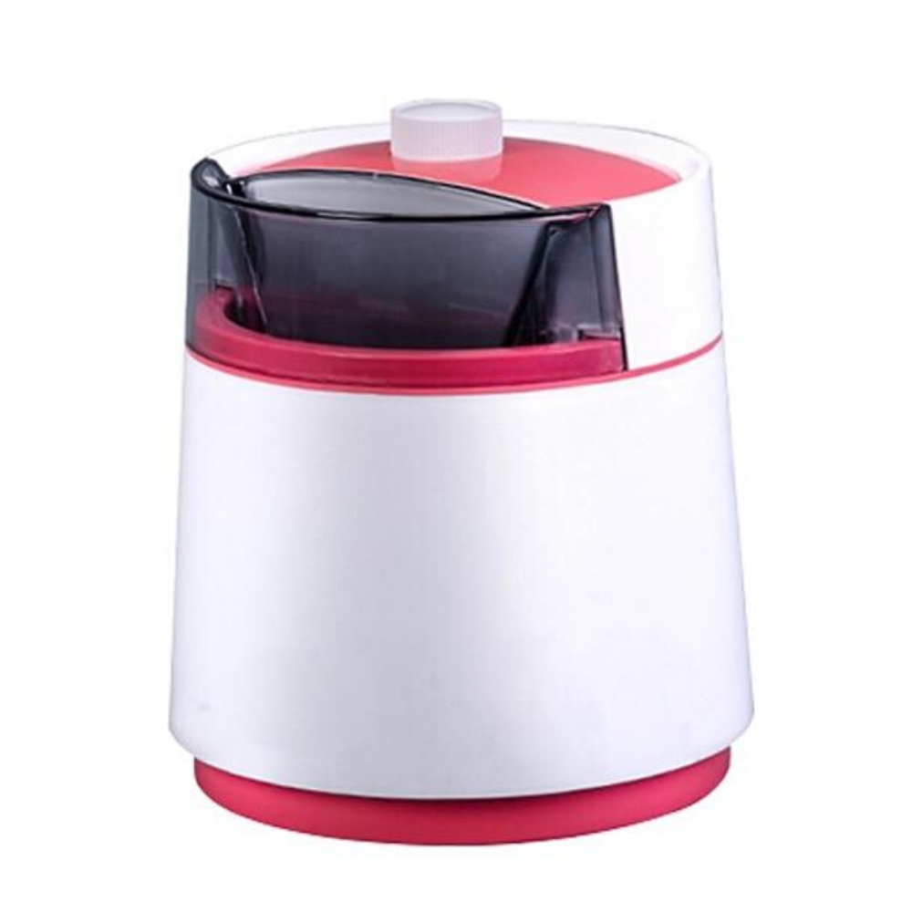 Premium Home Electric Ice Cream Maker Machine Pink - Shopptique