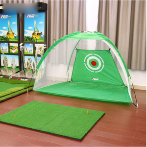 Golf Practice Hitting Net For Backyard Golf Practice Net Green - Shopptique