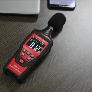 Premium Decibel Sound Level Noise Meter - Shopptique