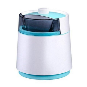 Premium Home Electric Ice Cream Maker Machine Blue - Shopptique