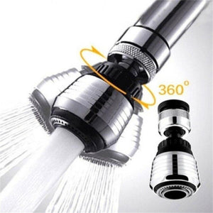 360 Rotate Swivel Faucet Nozzle 360 Rotate Swivel Faucet Nozzle - Shopptique