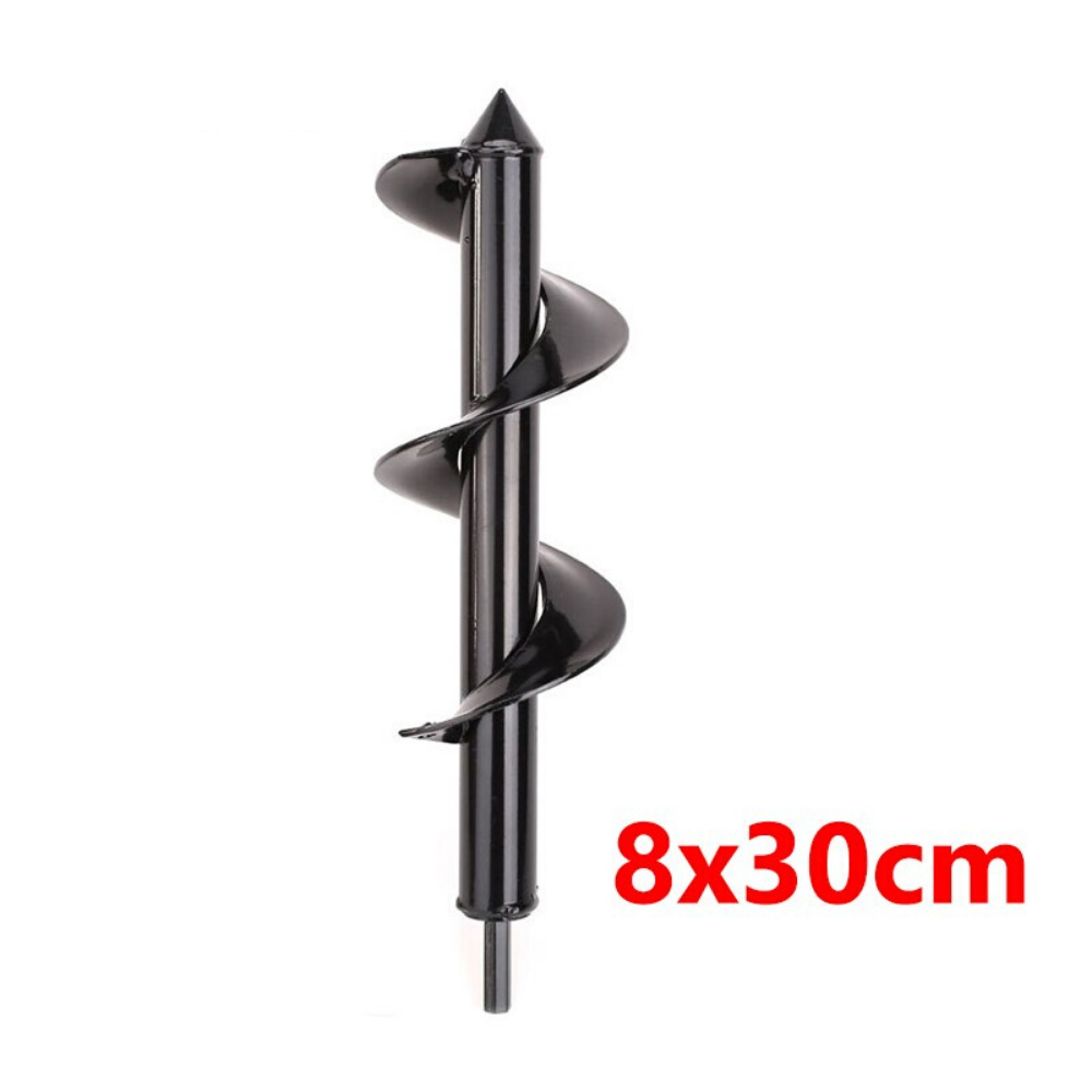 Post Hole Auger Drill Bit For Garden Planting - Shopptique