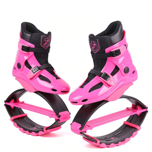 Kangaroo Bounce Jumping Shoes Pink - Size 18 - Shopptique