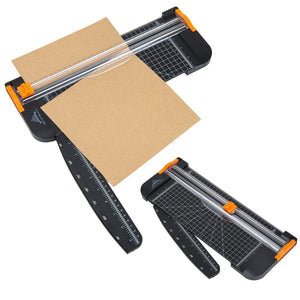 Heavy Duty Paper Cutter Board Guillotine Machine - Shopptique