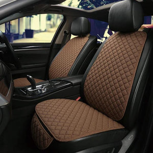 Auto Car Universal Seat Protector Cover Set Coffee - Shopptique