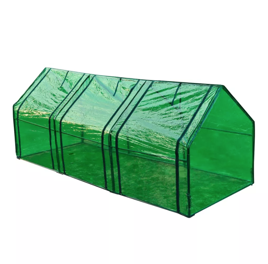 Small Portable Indoor Garden Plant PVC Greenhouse - Shopptique