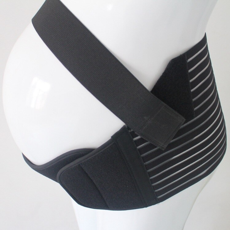 Pregnancy Belly Support Belt Black / L - Shopptique