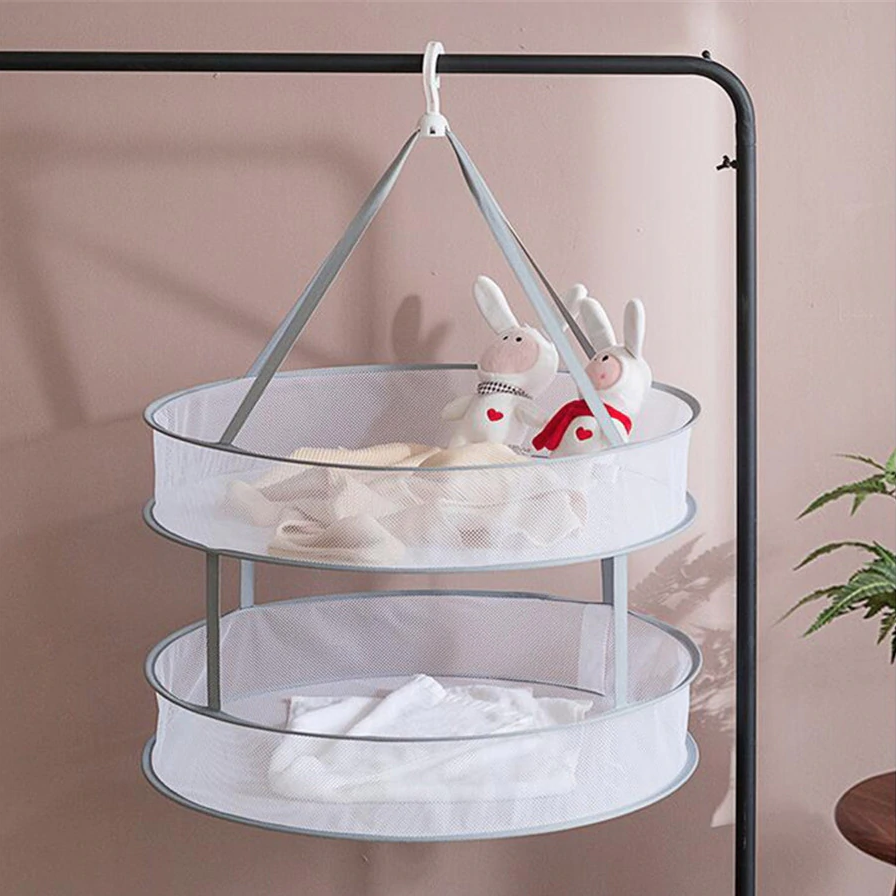 Hanging Clothes Laundry Drying Rack - Shopptique