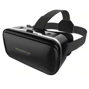 VR 3D Goggles Headset For Phone With Box + Remote - Shopptique