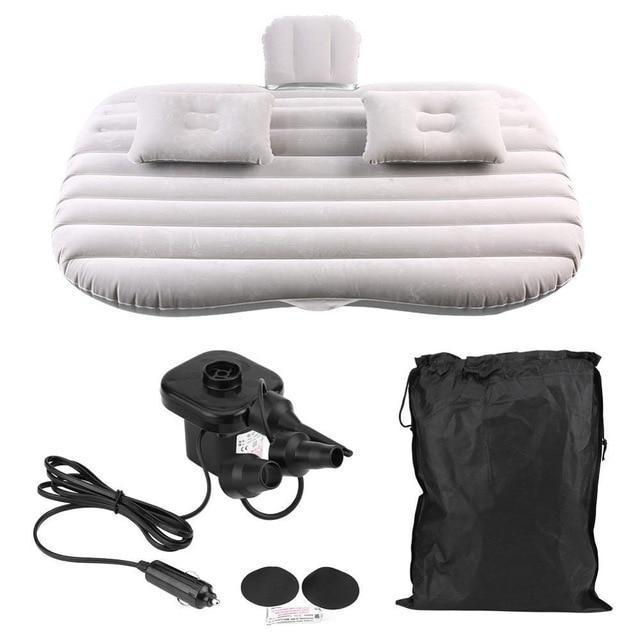 BedzyBay™ BedzyBay Inflatable Car Bed Air Mattress For Camping - Cab Bed Back Seat & Portable Travel Bad - Shopptique