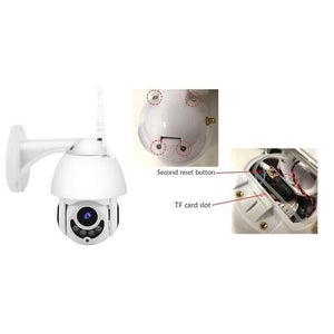 DigiEye OUTDOOR WIFI CAMERA DigiEye OUTDOOR WIFI CAMERA - Shopptique
