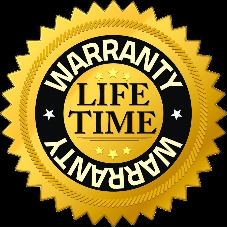Lifetime Warranty With Your Purchase - Shopptique