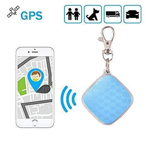Mini GPS Tracking Device for Kids Pets GPS Tracker SOS Geo-fence Alarm Mini GPS Tracking Device for Kids Pets GPS Tracker SOS Geo-fence Alarm - Shopptique