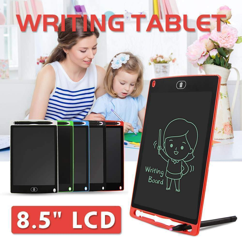 Portable Smart LCD Writing Tablet Portable Smart LCD Writing Tablet – Digital Drawing Graphics Board Red / Buy 1 - Shopptique